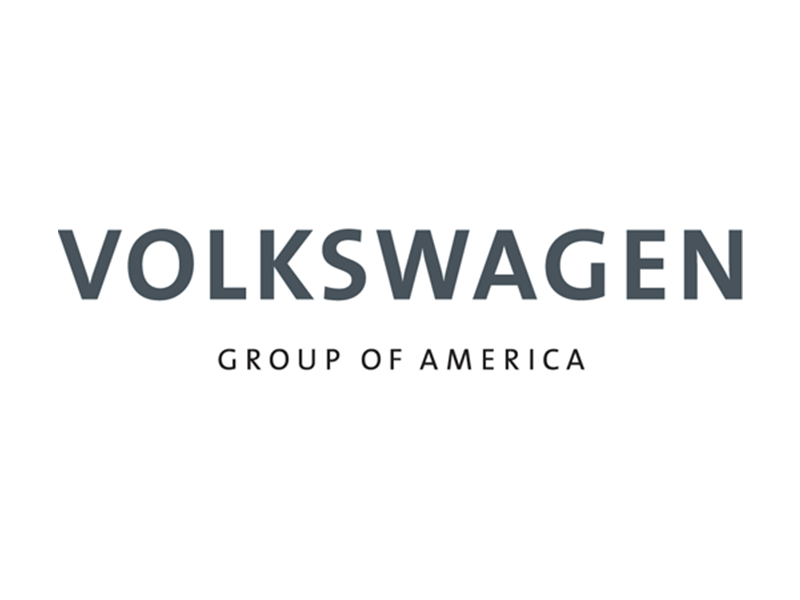 Logo for Volkswagen Group of America