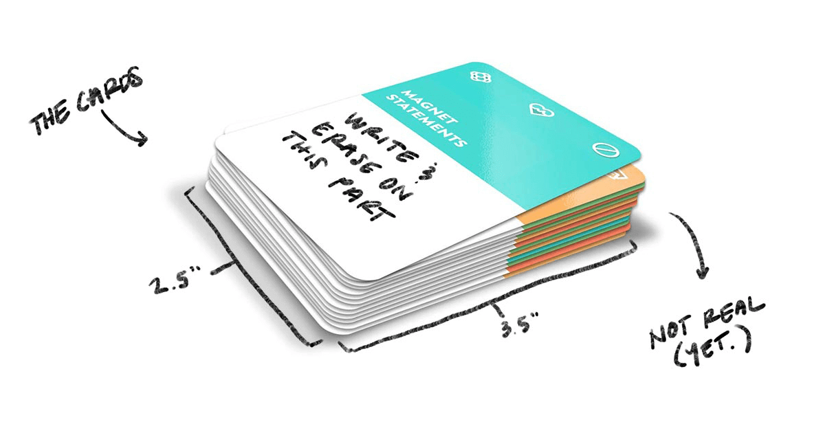 Facilitator Cards: A Deck for You, not your participants