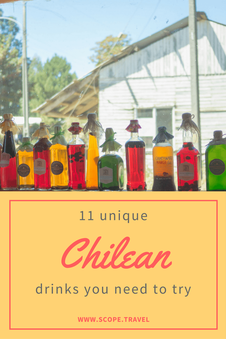 pinterest unique drinks in chile