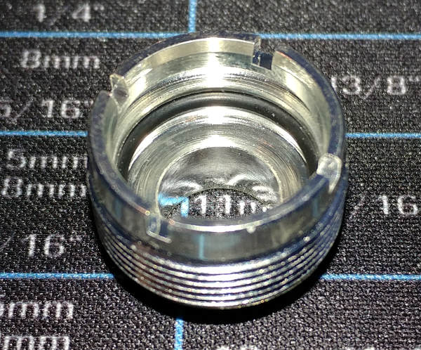 EV2 First Inside Seal