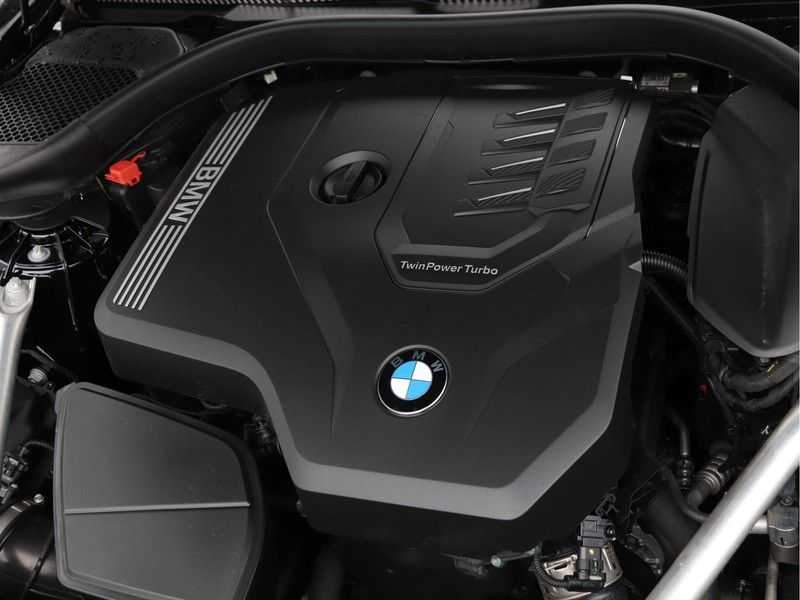 BMW 5 Serie 520i High Executive M-Sport afbeelding 10