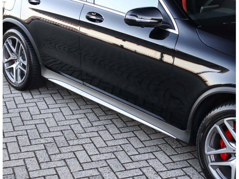 Mercedes-Benz GLC 63 S AMG 4-MATIC+ *510 PK*Facelift*Driver Package*Assistent Plus* afbeelding 5