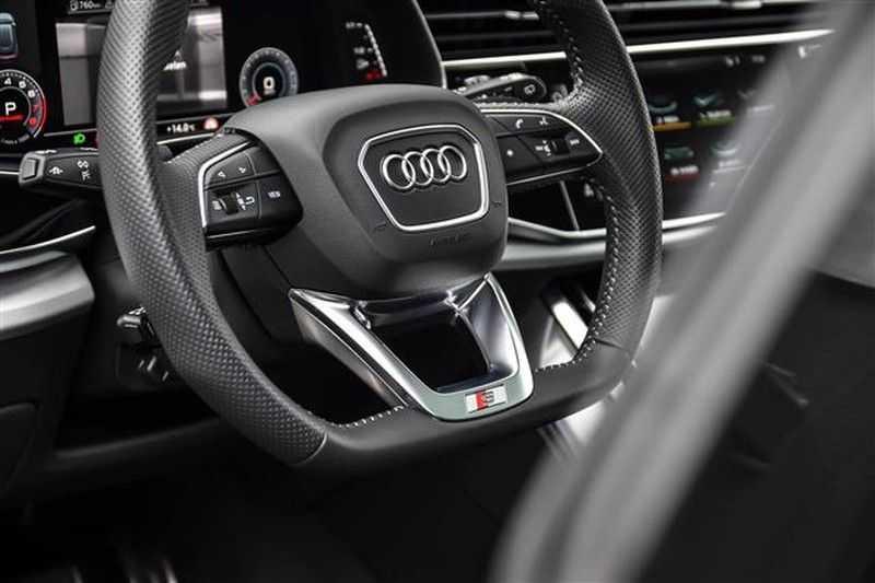 Audi Q8 55 TFSI 2XS-LINE+PANO.DAK+MASSAGE+22INCH afbeelding 7