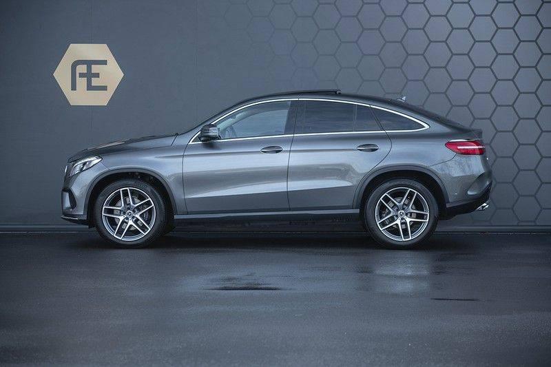 Mercedes-Benz GLE Coupé 350d 4-MATIC AMG BTW + Trekhaak + Panoramadak afbeelding 2