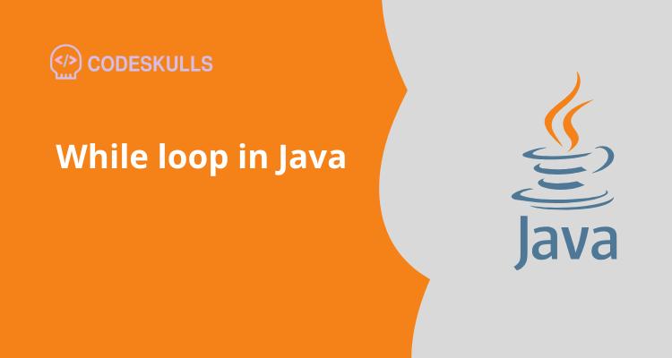 While loop in Java