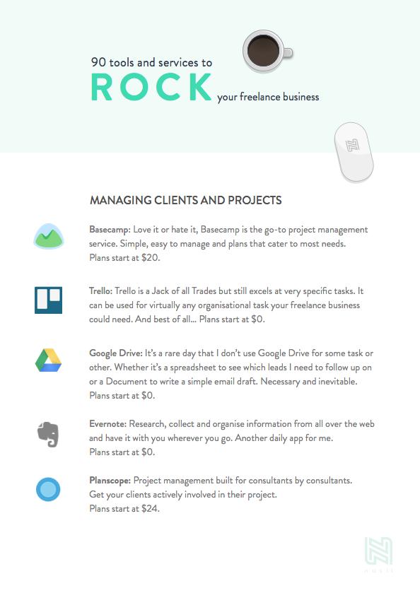 Freelance tools pdf