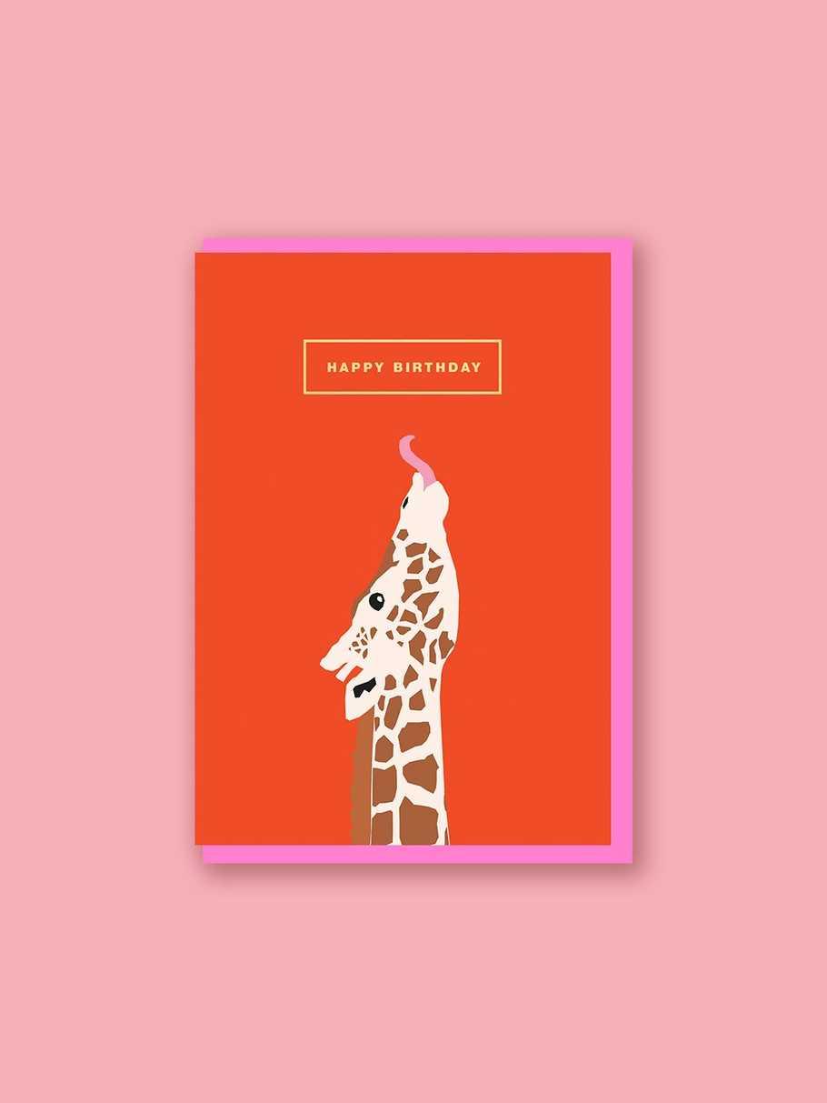 giraffe-happy-birthday-card