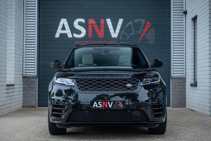 Land Rover Range Rover Velar 3.0 V6 SC AWD R-Dynamic HSE, 380 PK, Head/Up, Black/Optic, Adapt. Cruise, Pano/Dak, Luchtvering!! afbeelding 23