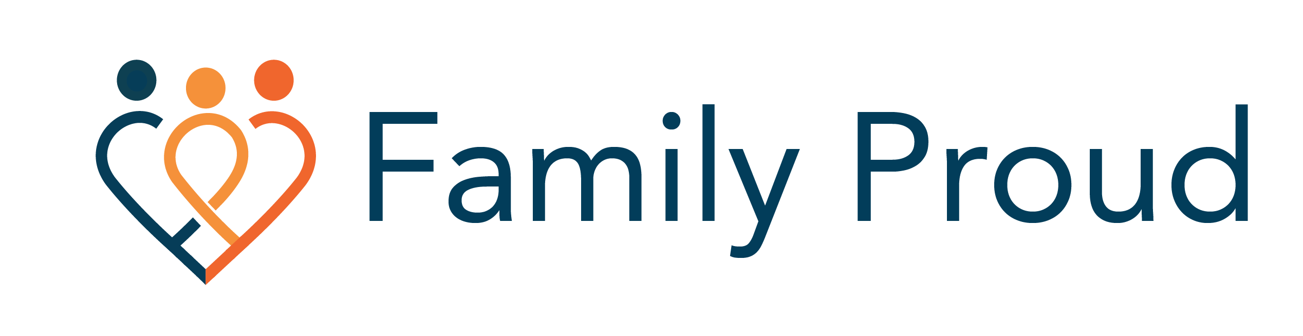 Family Proud Homepage