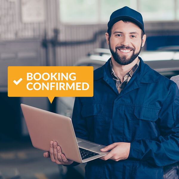 Confirmed bookings
