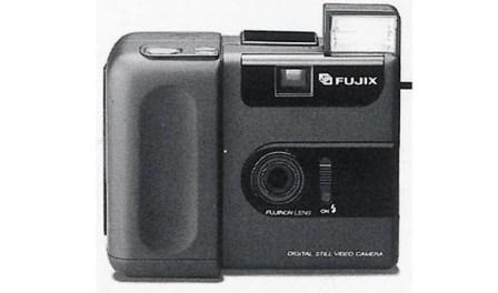 Primeira Máquina de Fotografia Digital