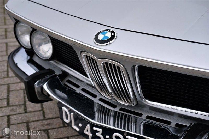 BMW 3.0 CSi coupé | Handgeschakeld | Gerestaureerd afbeelding 12
