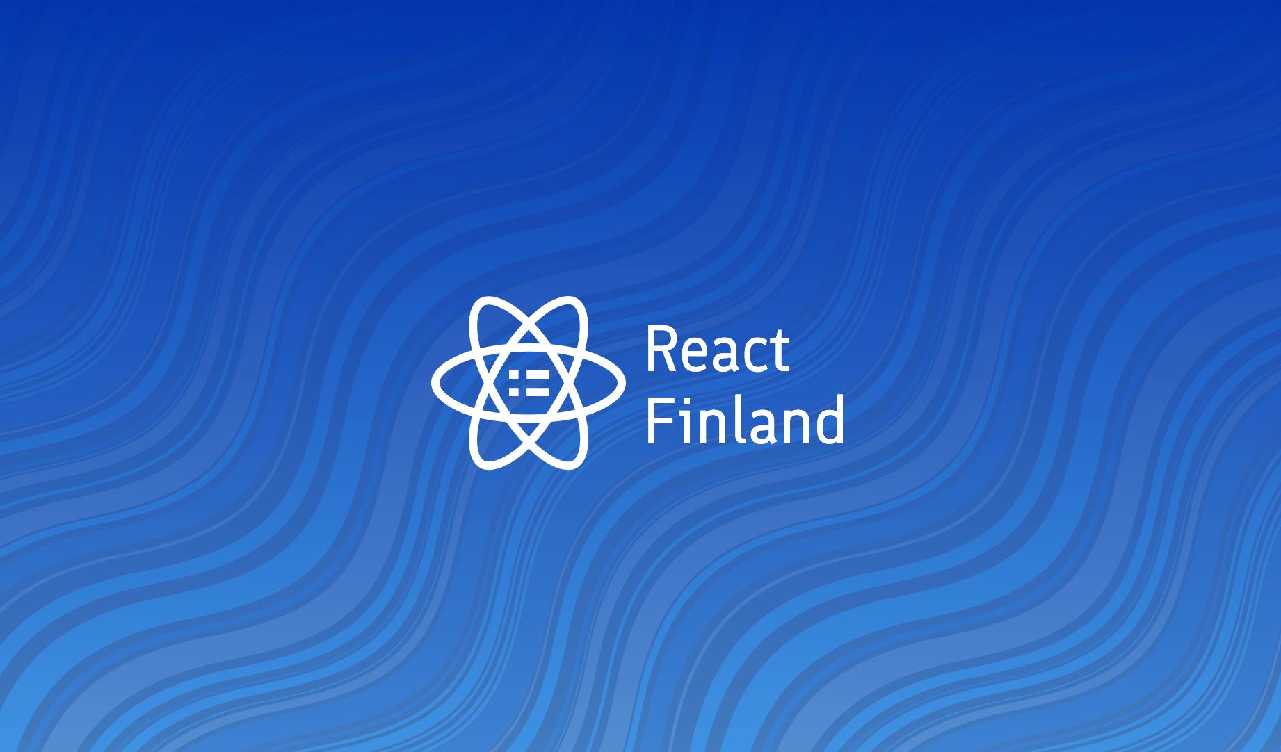 React Finland 2019