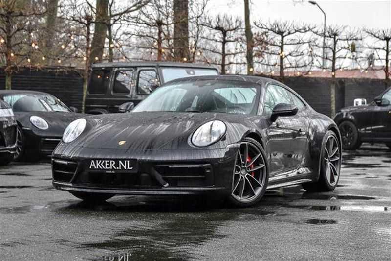 Porsche 911 4S SPORTDESIGN+4WSTURING+LIFT+BURMESTER NP.229K