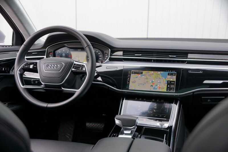 Audi A8 50 TDI quattro Pro Line Plus / B&O / ACC / Side & Lane Assist / Head-Up / Nieuwpr: 168.000,- afbeelding 17
