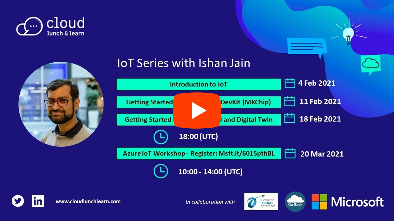 Introduction to IoT