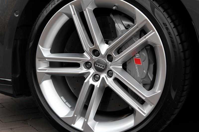 Audi S8 4.0 TFSI KERAMISCHE.REMMEN+B&O+STANDKACHEL afbeelding 6