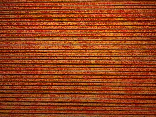 Strings Marigold, acrylic on canvas, 54 in. x 33 in. (137 cm x 84 cm)