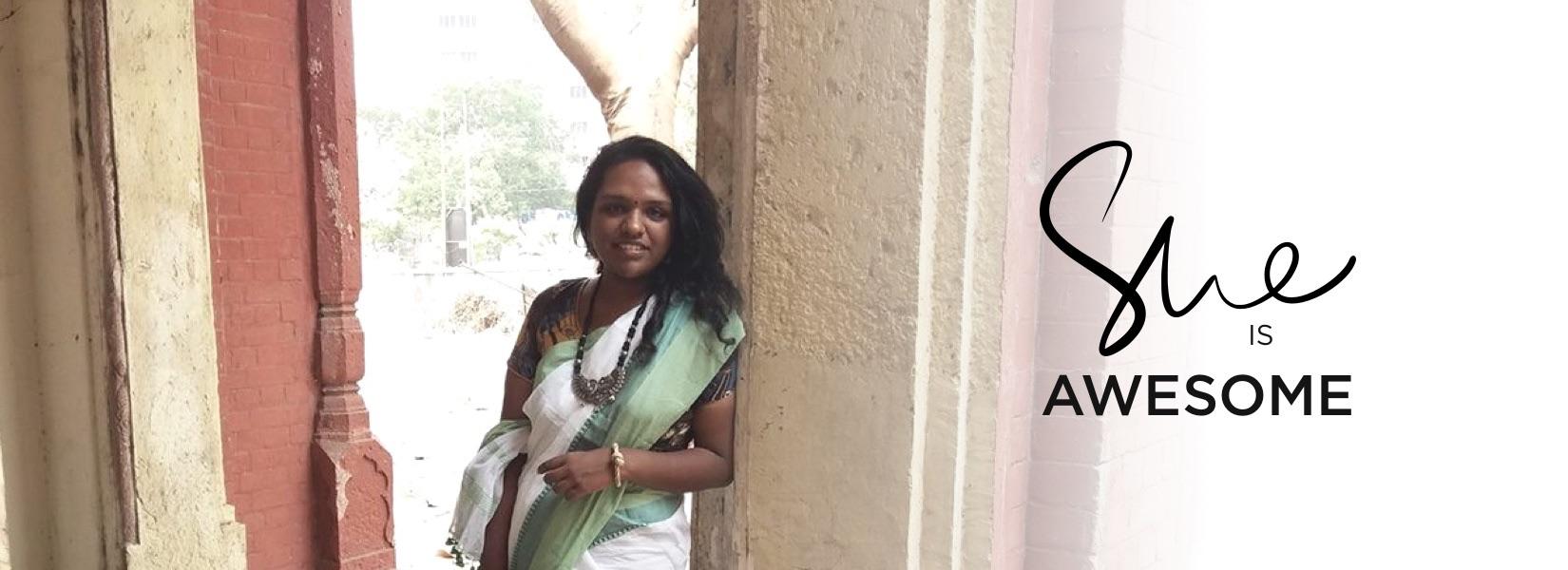SiA #1: Thirupurasundari Sevvel, Architect