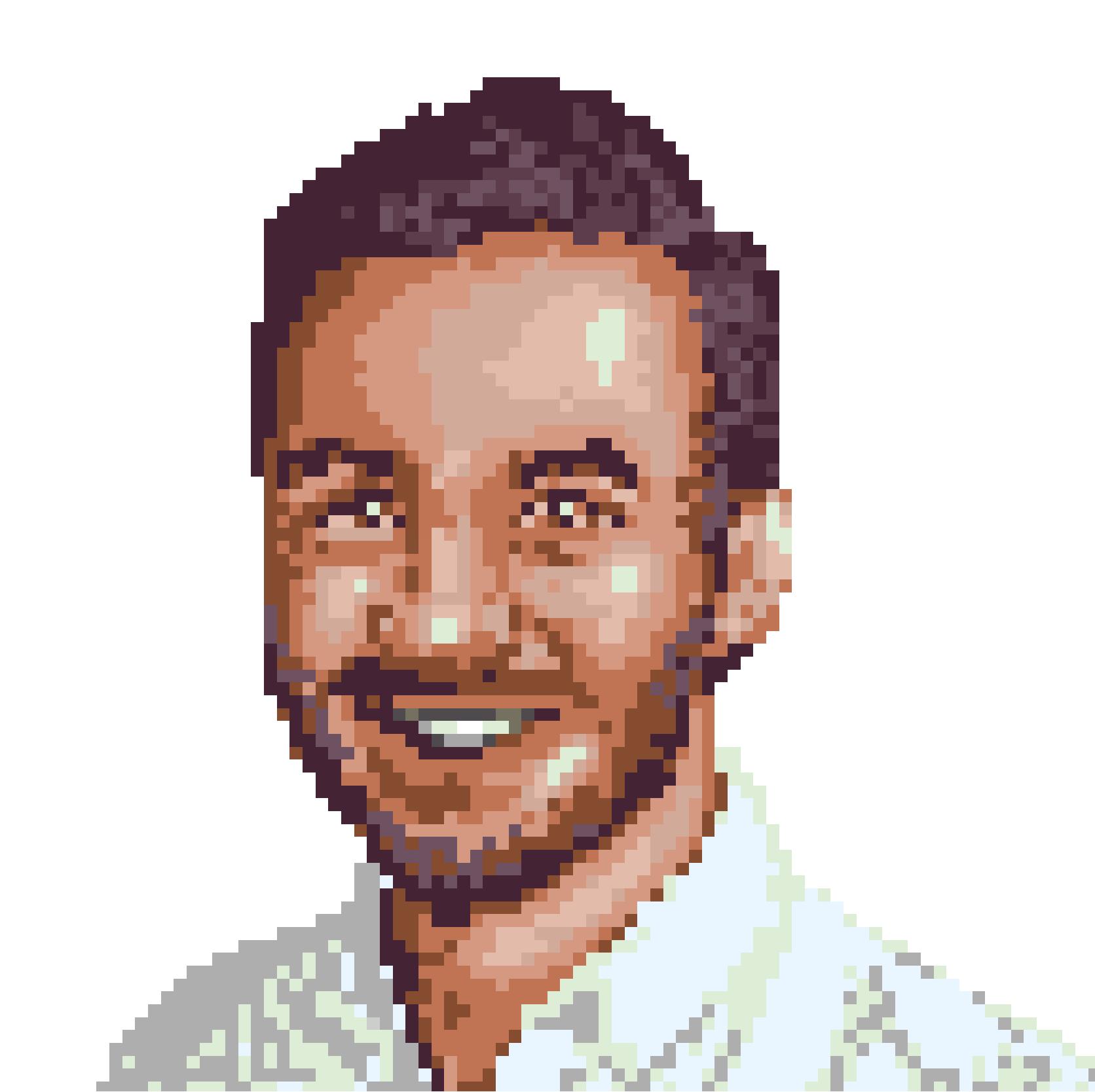 Tim Glaser portrait