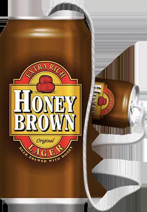 Honey Brown Bottle