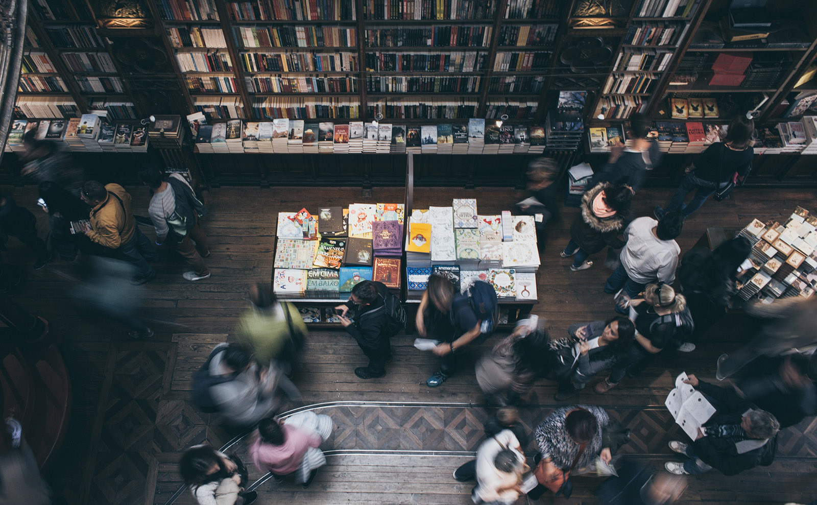 We're Delighted to Announce That We're Now Supporting Bookshop.org