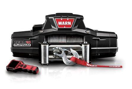 Warn Zeon 10 Platinum Winch 92810 10000 lb winch