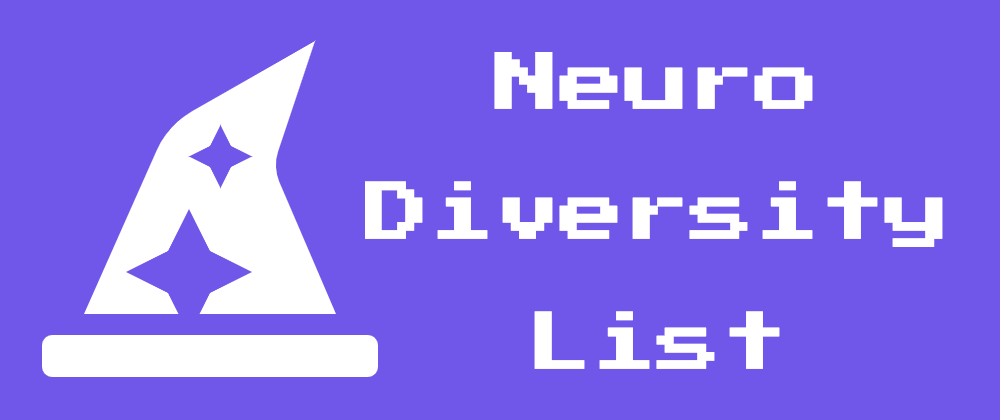 Neurodiversity List