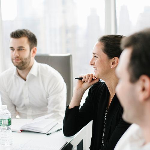 Meeting in GPT office