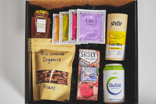 Swift Fit Sweet and Salty Gift Basket