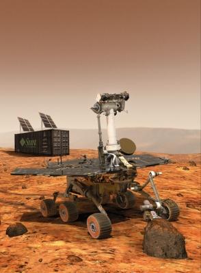 Blackbox on Mars