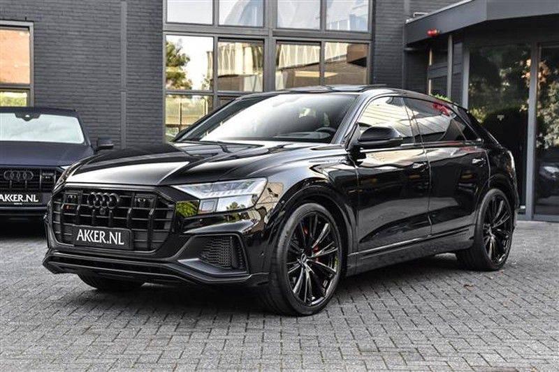 Audi SQ8 4.0 TFSI NP.207K 23INCH+PANO.DAK+360CAM+HEADUP afbeelding 11