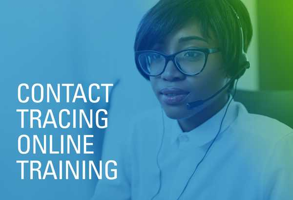 Contact Tracing Online Training