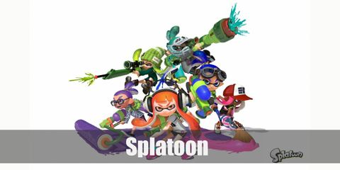 Inklings (what the squid humanoids in Splatoon are called) look different from each other. For this article, let's talk about Agent 3's male and female costumes.
