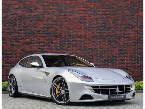 Ferrari FF 6.3 V12 *Atelier car*Suspension lift*Camera's*Import Zwisterland*