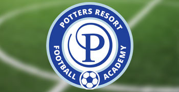 Football academy at Potters Resort