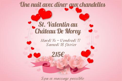 La Saint Valentin entre Nancy et Metz