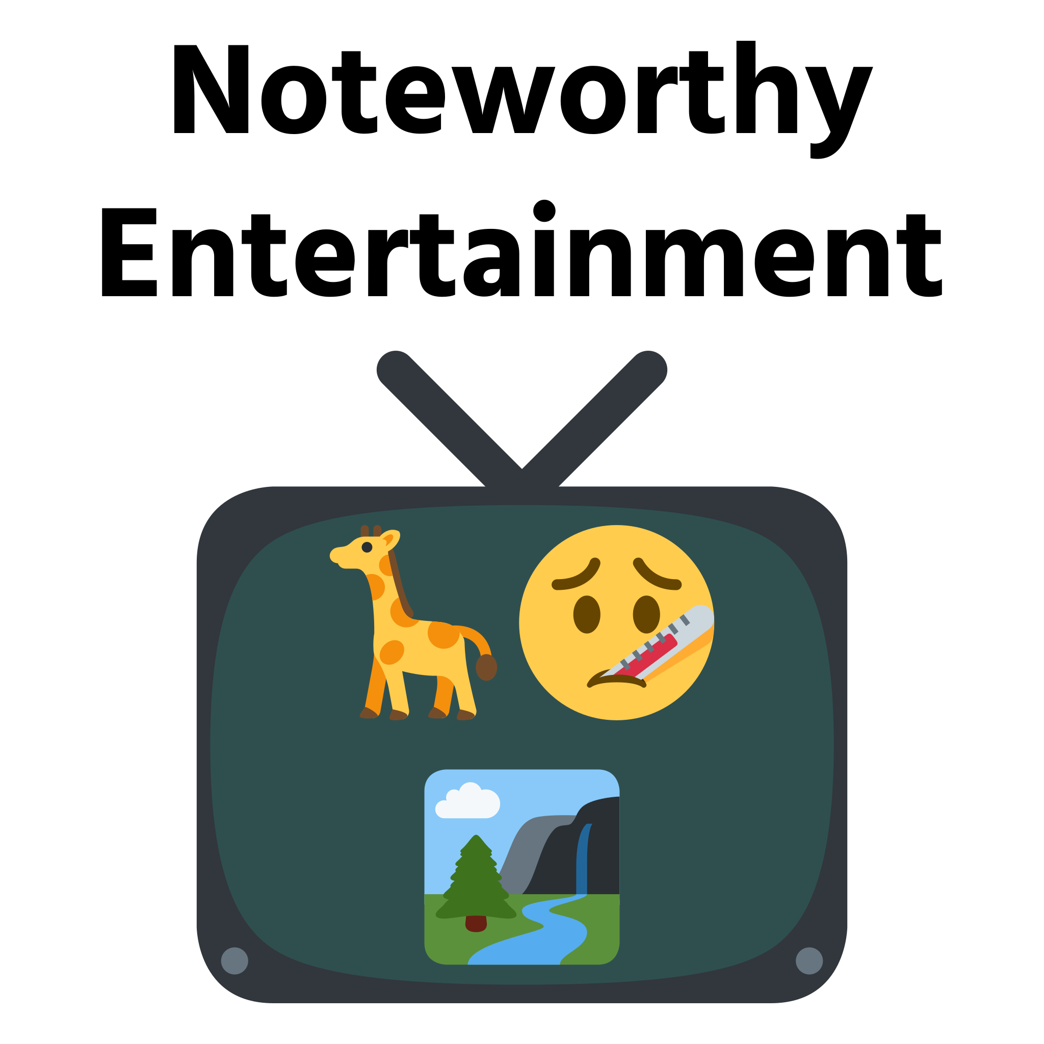 Emoji Riddles™: Noteworthy Entertainment by Sidework AI