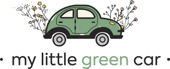 My Little Green Car Logo