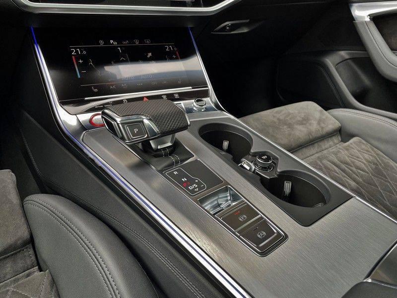 Audi RS6 4.0 V8 TFSI Quattro **B&O/4WS/RS Dynamic/ACC/Pan.dak/HUD** afbeelding 15