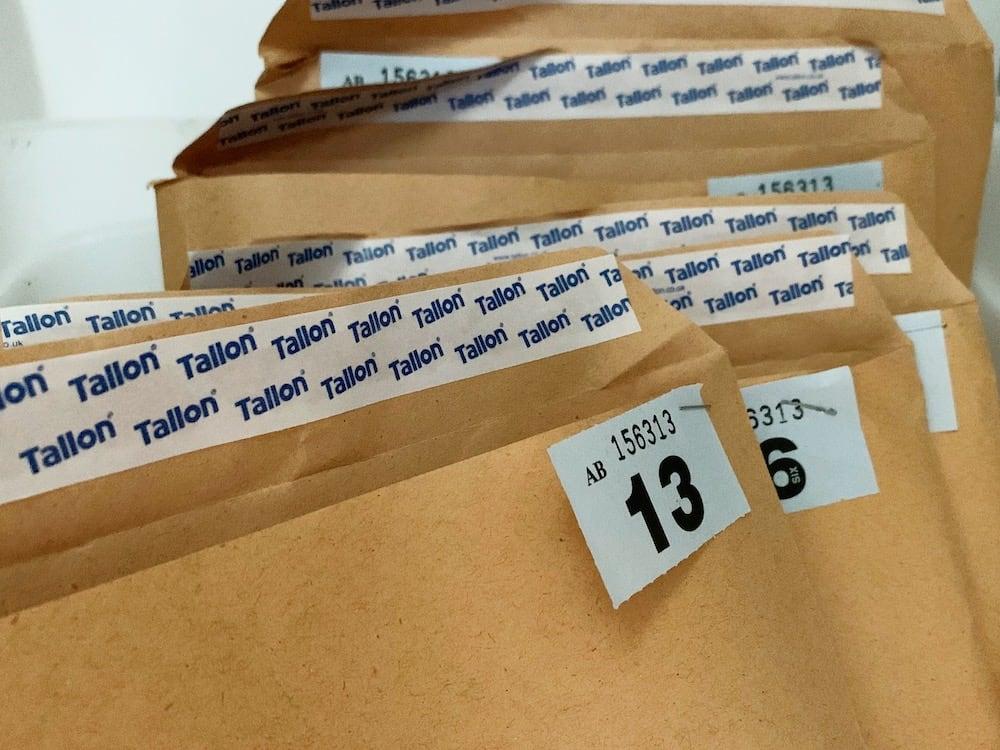 Boredom envelopes