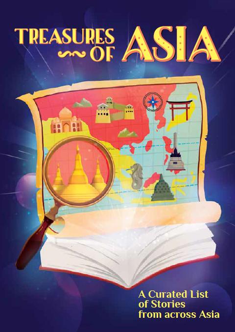 Asian Festival reading list