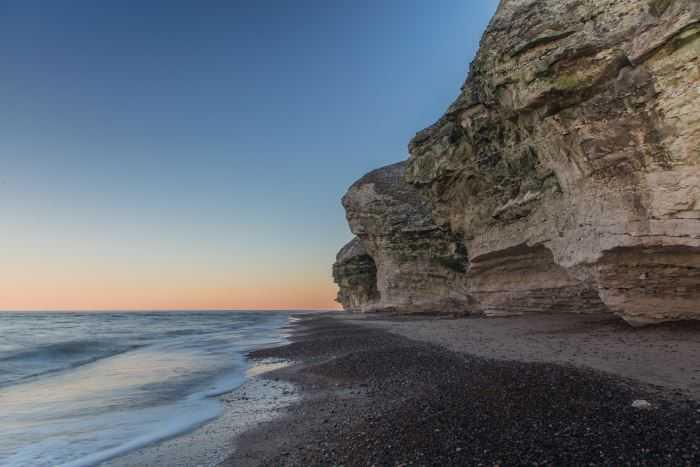 Omgivelser ved Vesterhavet