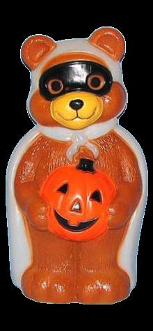 Halloween Bear photo
