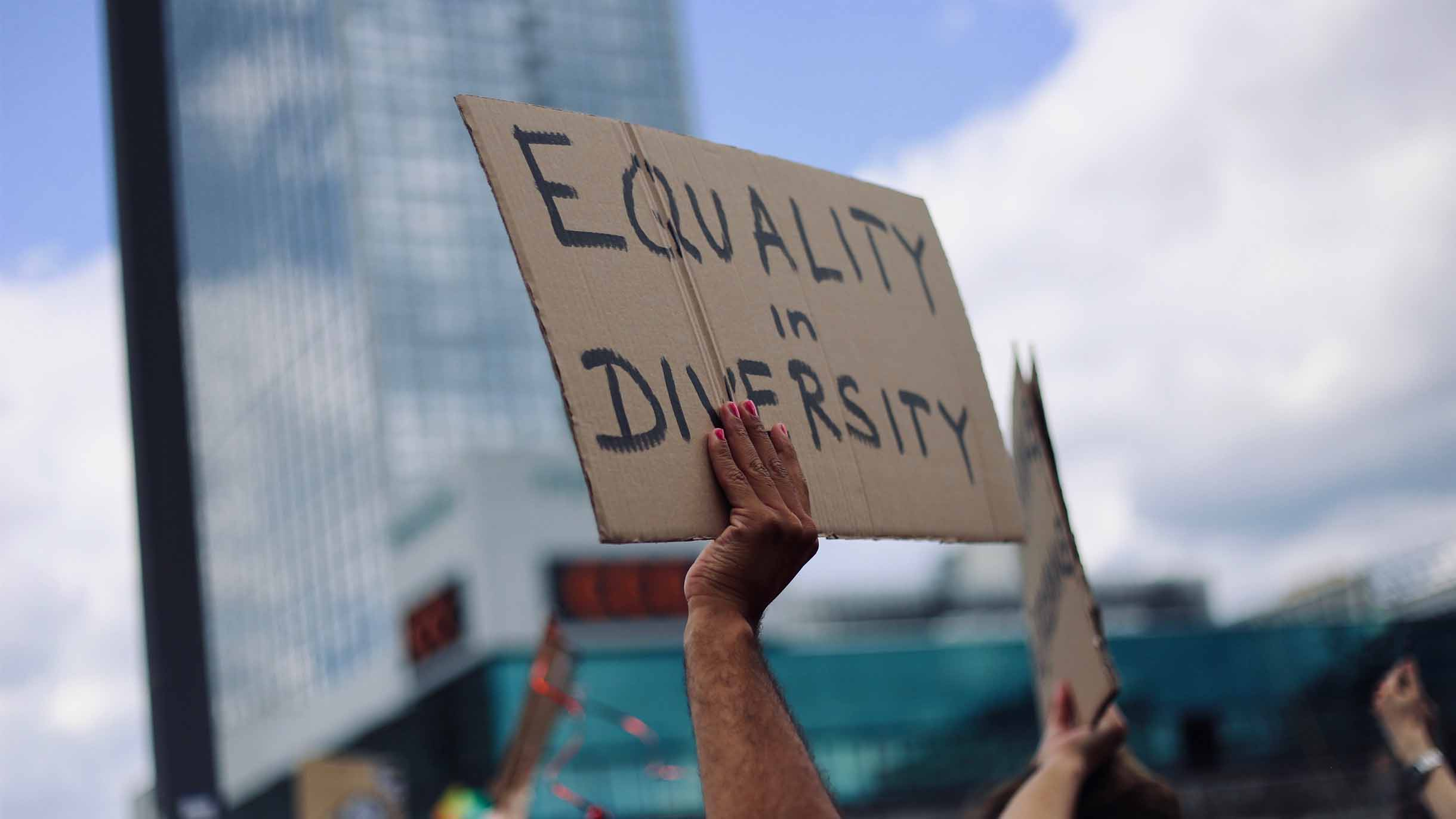 Championing diversity: where we are, and where we want to be...