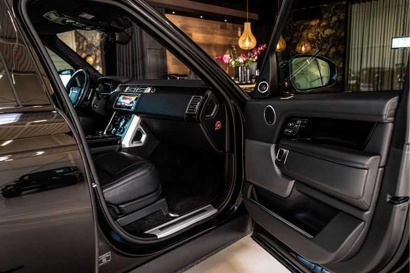 Land Rover Range Rover 5.0 V8 SC LWB Autobiography | Black Pack | Long Wheel Base | Massage | Panorama | Meridian Surround | Drive Pro Pack afbeelding 10
