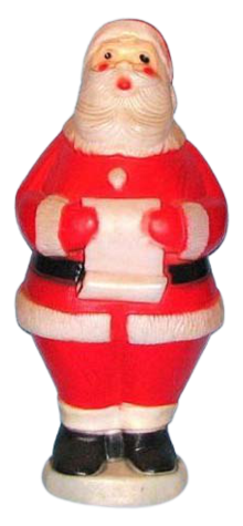 Christmas List Santa photo