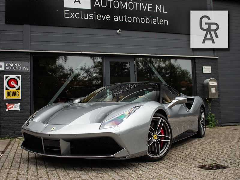 Ferrari 488 3.9 GTB HELE afbeelding 8