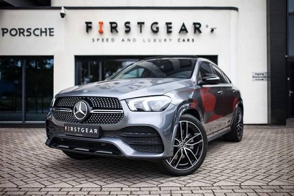 "Mercedes-Benz GLE Coupé 350d 4MATIC Premium Plus *Burmester / 22"" / LED / DAB / Night Pakket*"