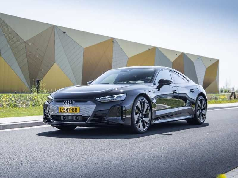 "Audi e-tron GT edition ZERO | Head-Up | B&O Sound | Carbon | S-Sportstoelen | Pano.Dak | Matrix LED | 21"" LM-velgen | afbeelding 3"